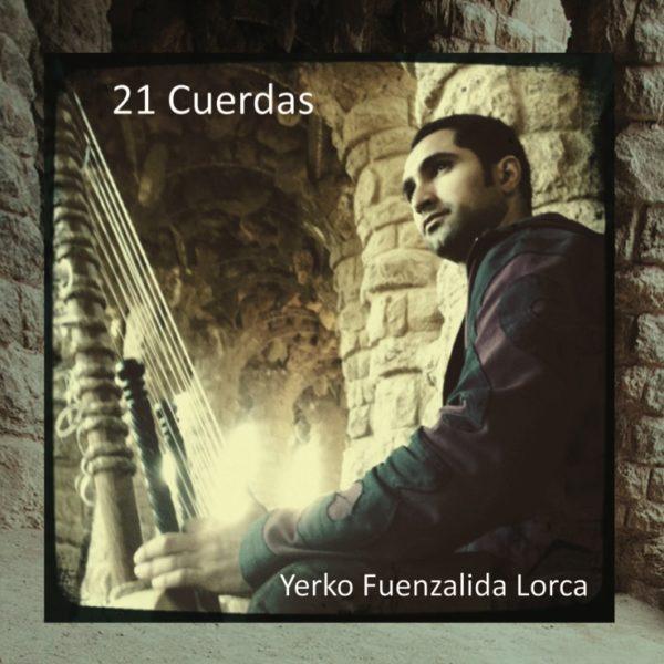 傳統西非豎琴專輯,Yerko Lorca