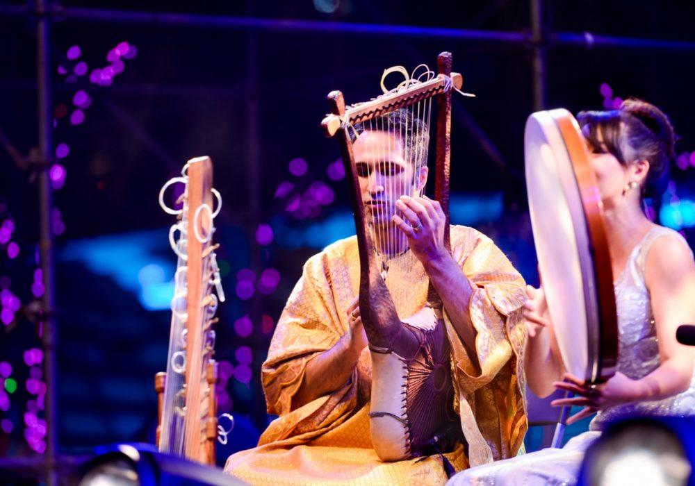 里拉琴演奏Yerko